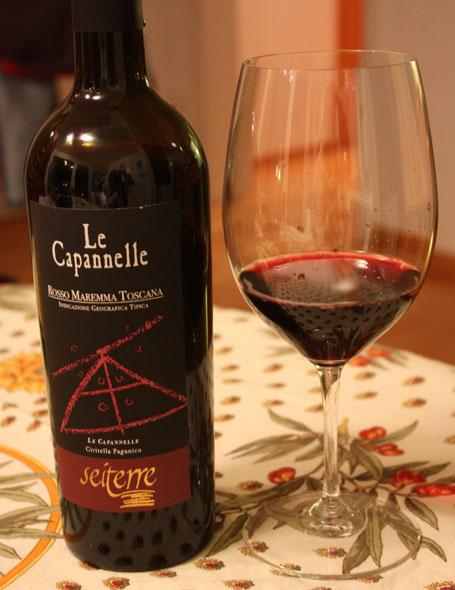 Maremma Toscana Rosso 2009  - La Capannelle 2009