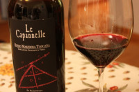 Rosso Maremma Toscana – Le Capannelle (2009)
