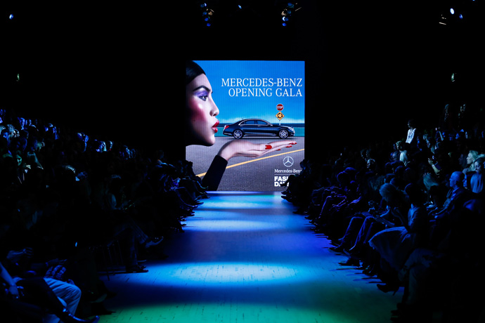 Atmosphere At The Mercedes-Benz Fashion Days Zurich 2013