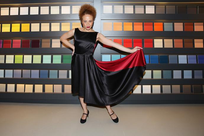 Mode trifft Design - Mercedes-Benz Fashion Days Zurich 2014