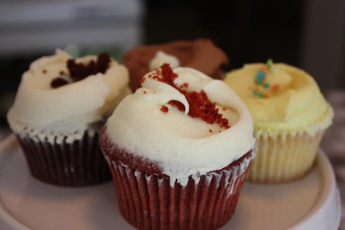 Michelles cupcakes