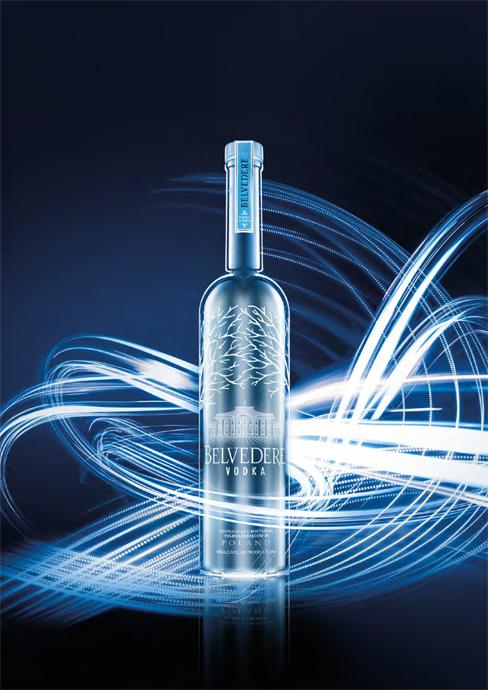 Belvédère Vodka - copyright Moët & Hennessy