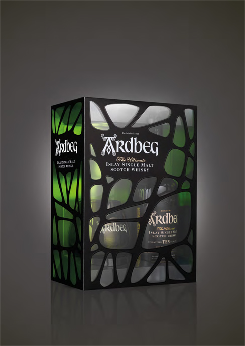 Ardbeg 10 years old - copyright Moët & Hennessy