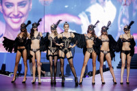 Top models, live entertainment with Beldona at the NRJ fashion night