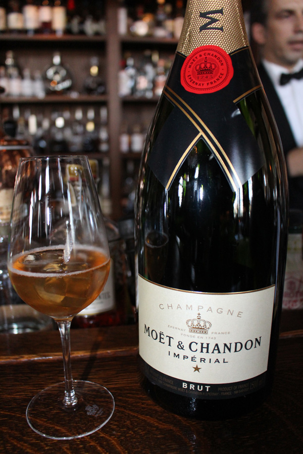 Moët  & Chandon Impérial - copyright Veronique Gray