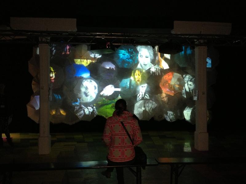 Betty Mü 1's Video Parapluie - copyright Sonia Böning, Munich