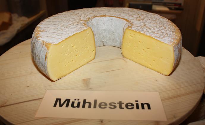 Muehlestein from Willi Schmid in Lichtensteig - Gourmesse 2013 - copyright Véronique Gray