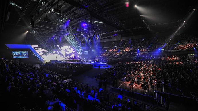 NRJ fashion night at the Hallenstadion - credit Adrian Bretscher & Thomas Lüthi