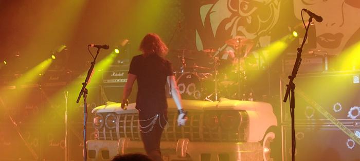 Nic Mader at the Baar Gotthard concert Nov 2014 - copyright Veronique Gray