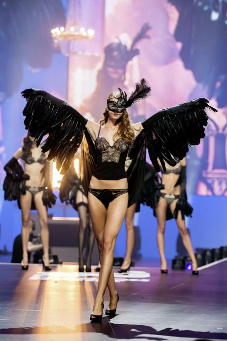 Nina Ardizzone - Energy Fashion Night 2013 - credit Beldona AG & David Biedert