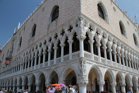 Dodge Palace in Venice