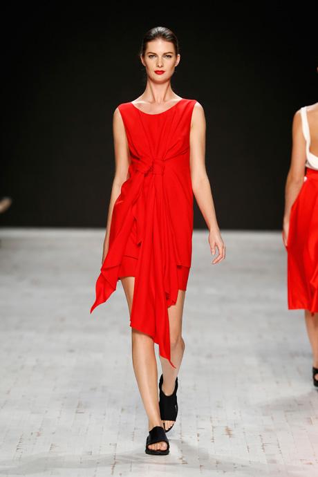 Pepa Salazar Runway - copyright Mercedes-Benz Fashion Days Zurich 2013