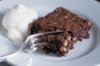 Brownies recipe from Hiltl
