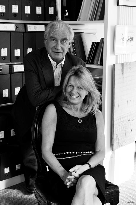 Picture of Sylvie Douce & Fançois Jeantet ©clolg