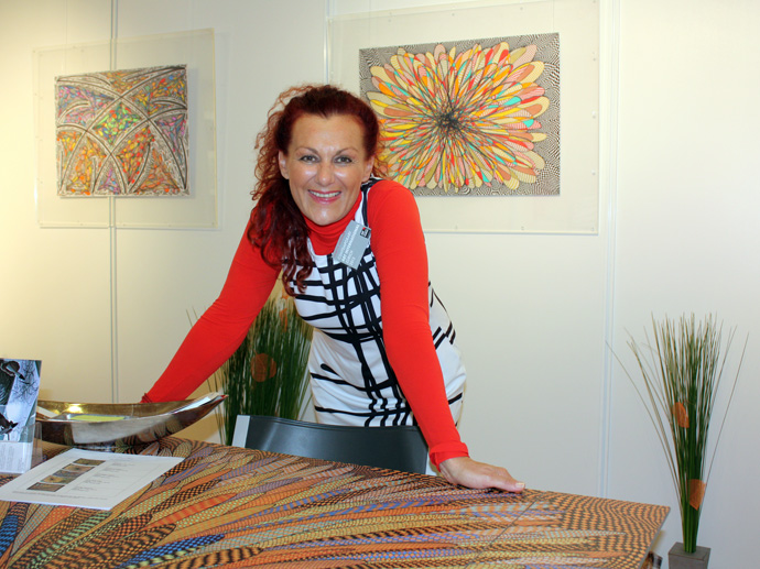 Renata Cebular from Artbycebular in Zurich
