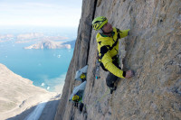 Patagonia, Greenland and Himalaya with profi alpinist Roger Schaeli