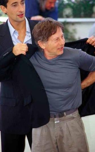 Roman Polanski_at the Cannes festival in 2002 - copyrights Rita Molnar