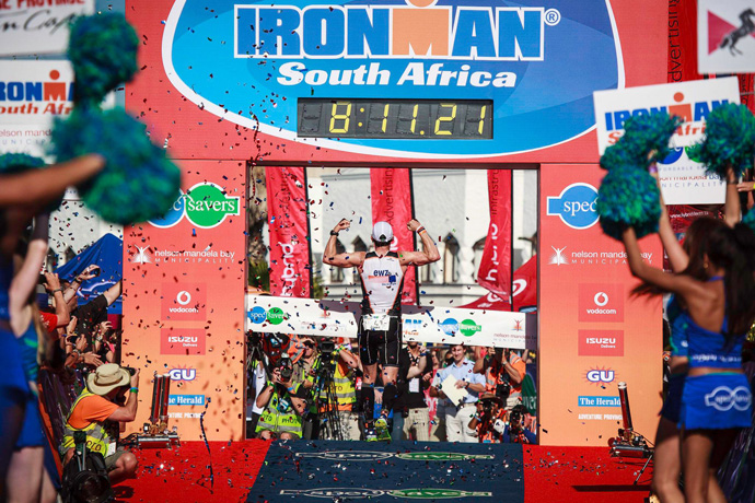 Ronnie Schildknecht winning in South Africa in 2013 - credit Ronnie Schildknecht