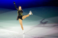 Figure skater Sarah Meier to retire following Art on Ice 2015