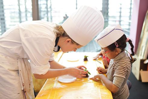 Salon du Chocolat, Porte de Versailles à Paris, du 19 au 24 octobre 2011