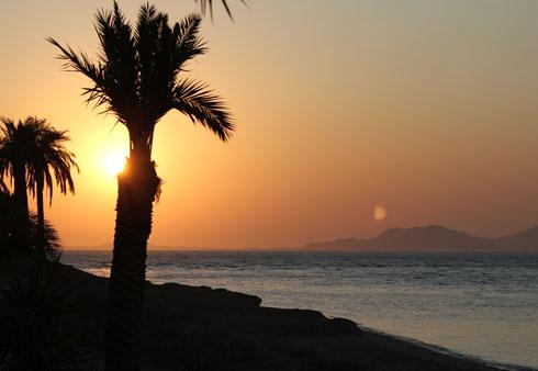 Sham-el-Sheikh sunrise