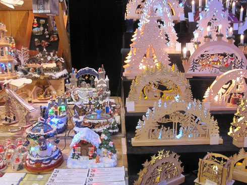Strasbourg stand at a Christmas market