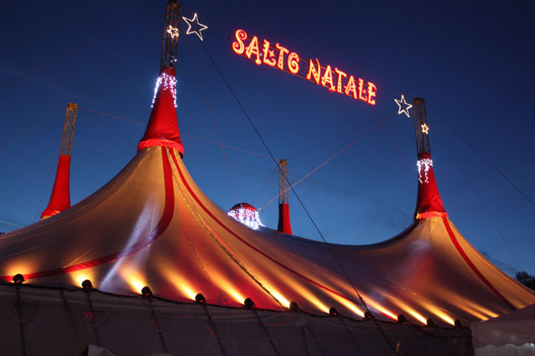 Tent of Salto Natale