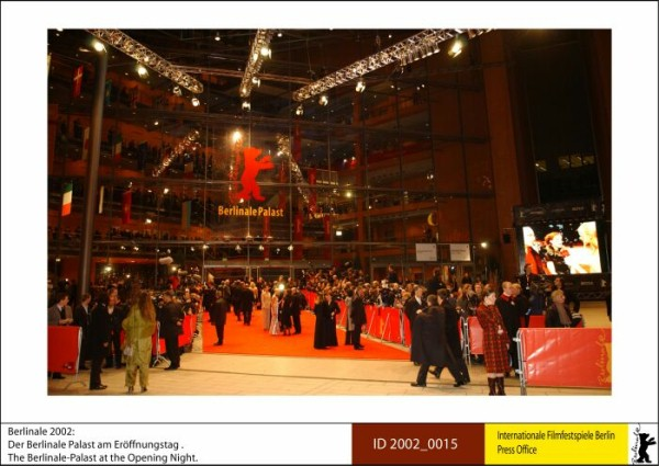 The Berlinale-Palast at the Opening Night - copyright Berlinale