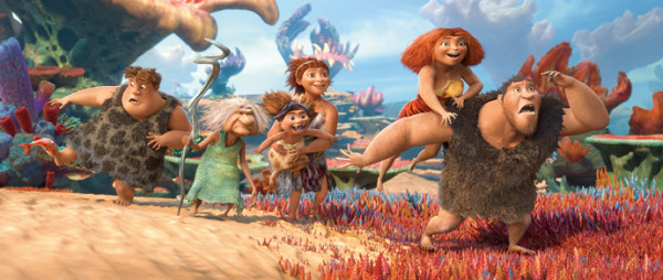 The Croods - The Croods © 2013 DreamWorks Animation LLC. All Rights Reserved.