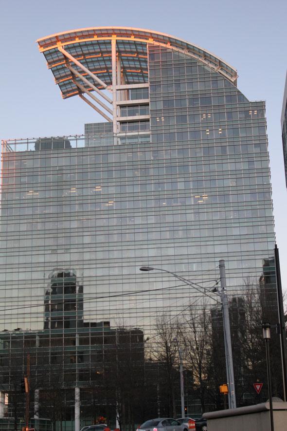 The Pinnacle Building Buckhead Atlanta