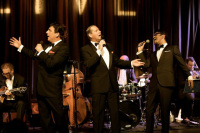 Flashback into the 50's & 60's with The Definitive Rat Pack show