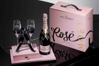 A Mother's Day Brunch with Moët & Chandon Rosé Impérial