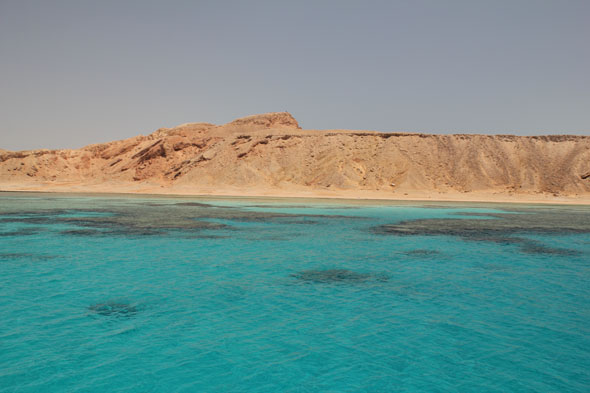 Tiran island, Egypt