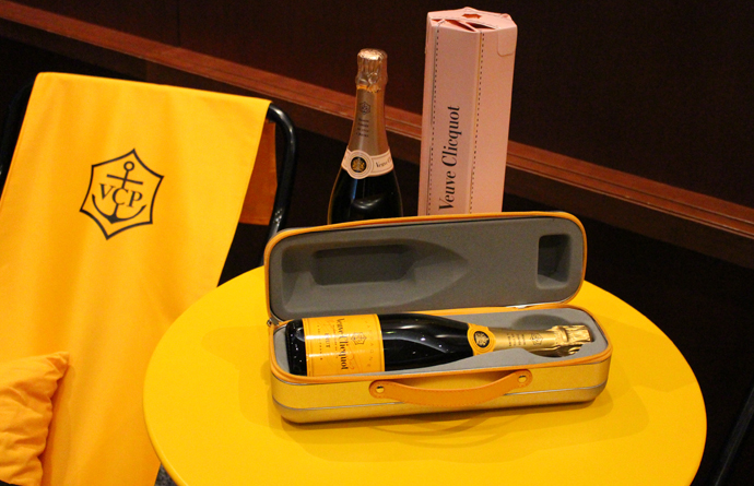 Veuve Clicquot - copyright Veronique Gray
