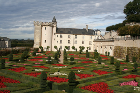 French Renaissance and Classical Gardens - Vivamost!