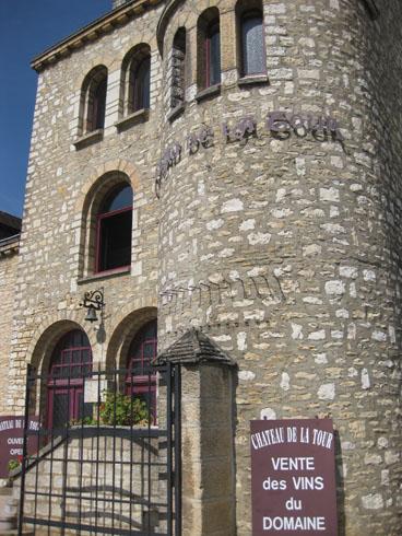 Wine tasting in Burgundy at Chateau de la Tour