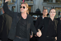 World War Z Première in Paris with Brad Pitt, Angelina Jolie and Marc Foster