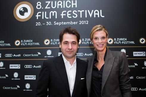 ZFF  Nadja Schildknecht and Karl Spoerri -  copyright 2012 ZFF
