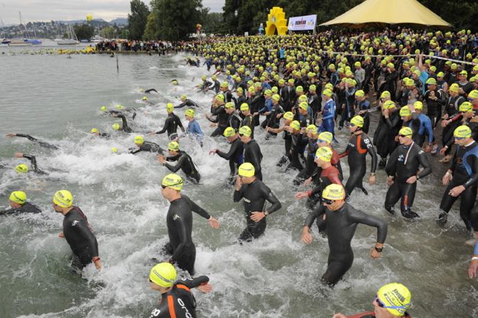 Zurich Ironman 2009 - credit EWZ