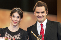 Best Swiss Athletes of 2014: Roger Federer & Dominique Gisin