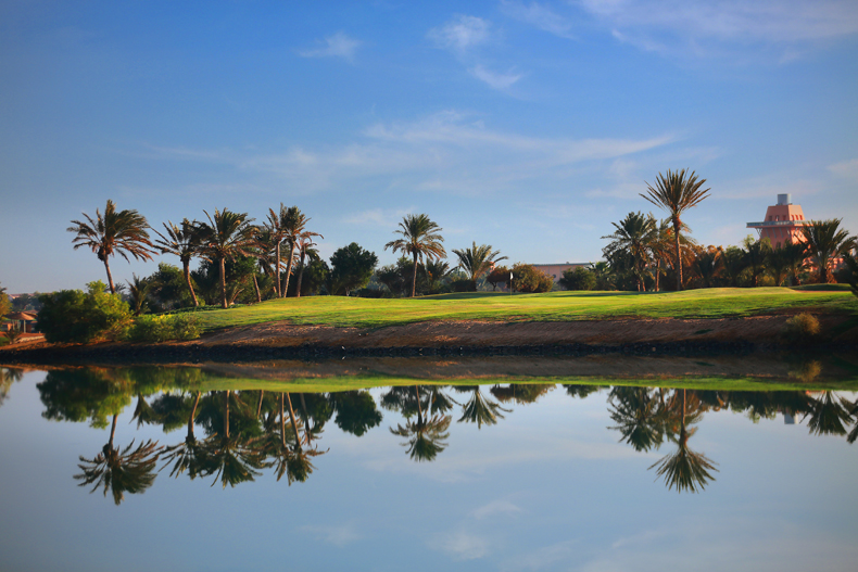 El Gouna golf course -credit Orascom Hotels
