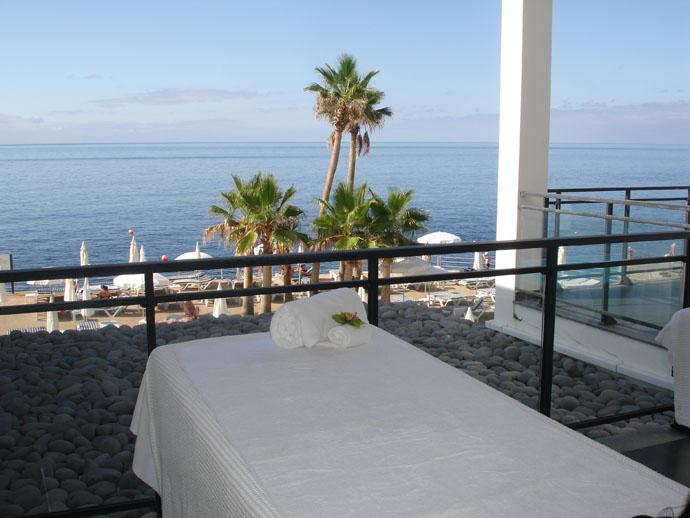 exterior of the Vidamar spa - copyright Vidamar Resorts, Madeira