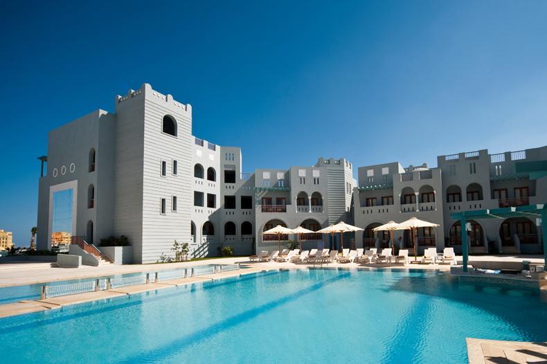 Fanadir hotel - credit Orascom Hotels