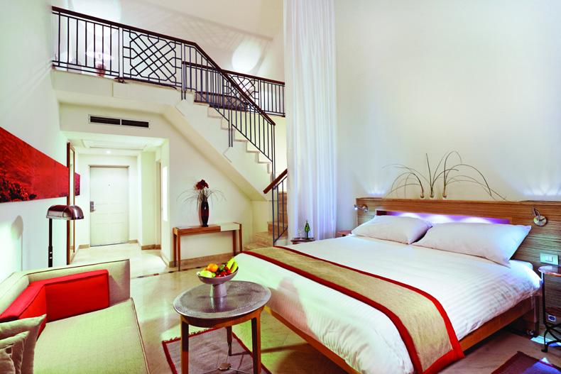 Moevenpick El Gouna Family room Duplex - credit Orascom Hotels