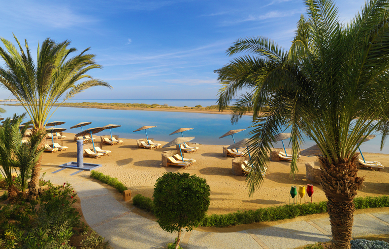 Sheraton miramar el gouna beach