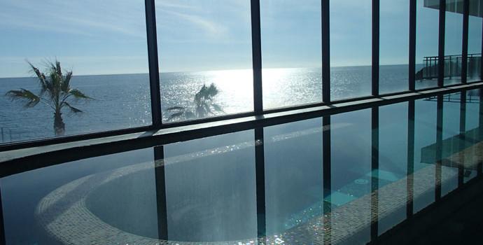 Spotlight on the Thalasso Sea Spa at the Vidamar Resorts, Madeira