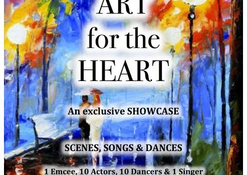 ART for the HEART on December 13th in Zurich