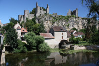Angles sur l'Anglin: one of the most beautiful French villages