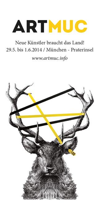 web ARTMUC Poster copyright Artmuc