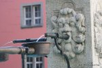 Old city Zurich Fountain